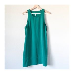 EUC | Leith | Teal Sleeveless Tank Dress